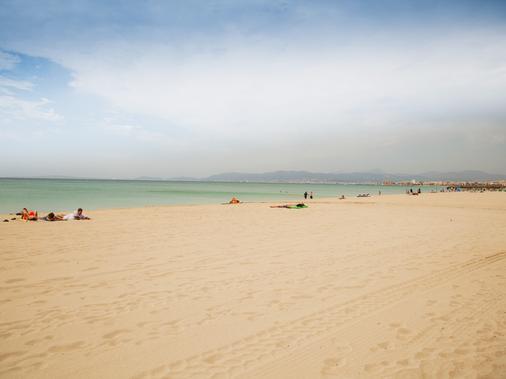 Hotel Playasol Palma Cactus - Palma de Mallorca - Beach
