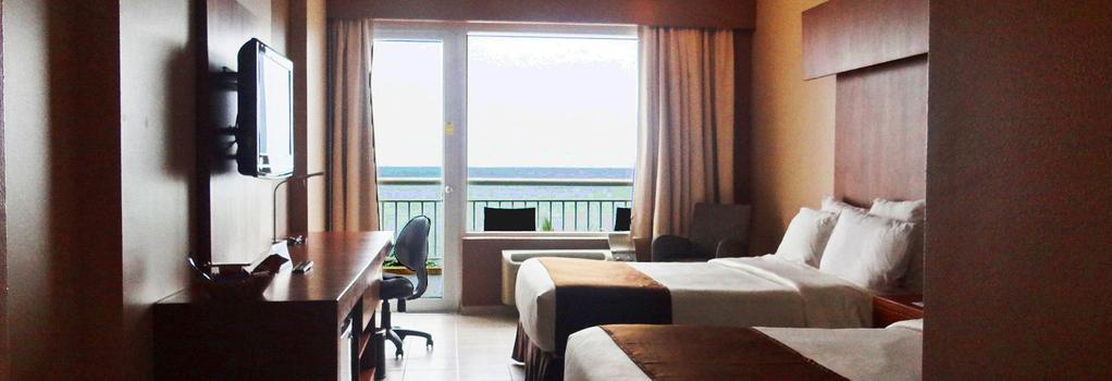 Mantahost Hotel - Manta - Bedroom