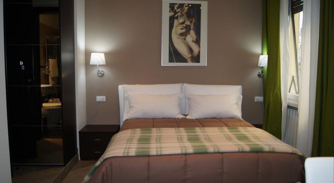 Mia Suites - Rome - Bedroom