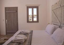 Madoupa Boutique Hotel - Mykonos - Bedroom