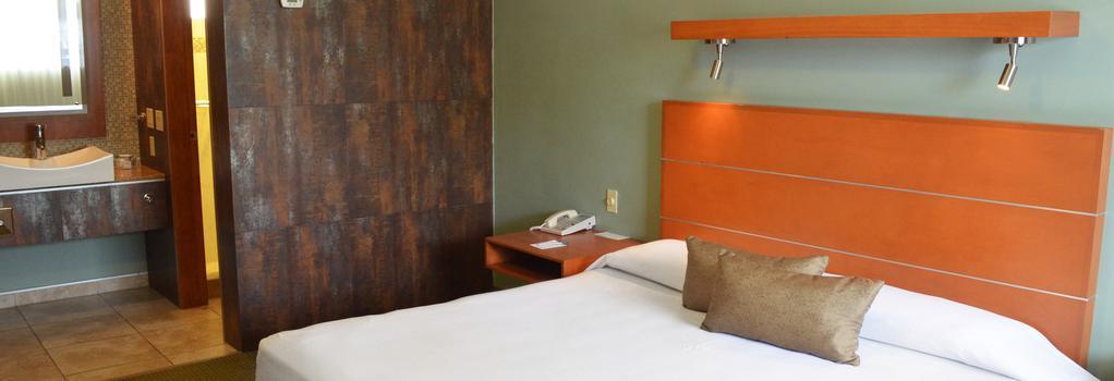 Calafia Hotel - Mexicali - Bedroom