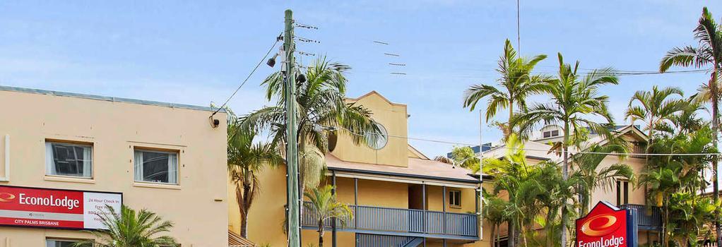 Econo Lodge City Palms Brisbane - Brisbane - Building