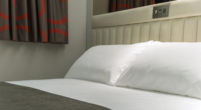 Point A Hotel - Westminster, London - London - Bedroom