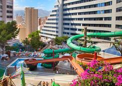 Magic Aqua Rock Gardens - Benidorm - Attractions