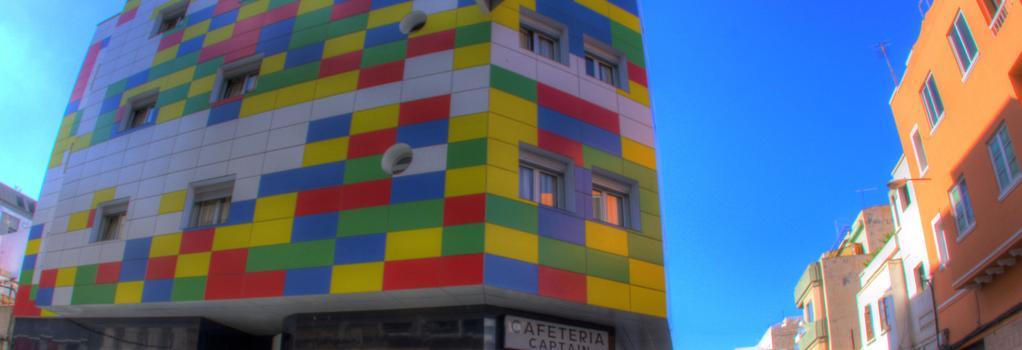Hotel Puerto Canteras - Las Palmas de Gran Canaria - Building