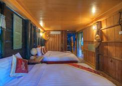 Old Khmer House 2 - Siem Reap - Bedroom