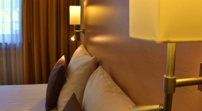 City Hotel Ost am Kö - Augsburg - Bedroom