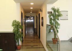 Shreyans Inn - New Delhi - Lobby