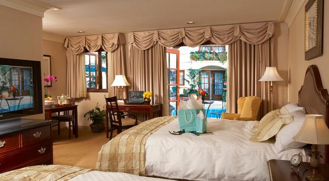 Best Western Plus Sunset Plaza Hotel - Los Angeles - Bedroom