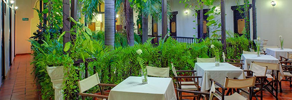 Centro Hotel - Cartagena - Restaurant