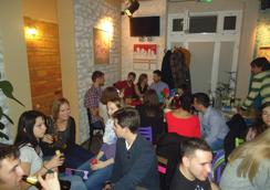 Varad INN Hostel and Cafe - Novi Sad - Front desk