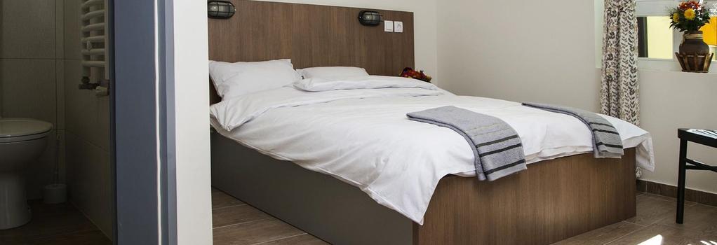 Varad INN Hostel and Cafe - Novi Sad - Bedroom