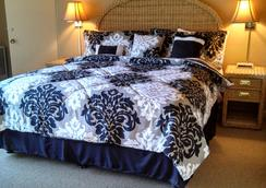 Contenta Inn - Carmel Valley - Bedroom