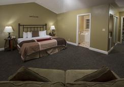 Carmel River Inn - Carmel-by-the-Sea - Bedroom