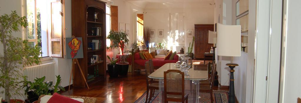 B&B St. Remy - Cagliari - Lobby