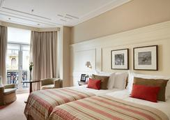 Hotel de Londres y de Inglaterra - San Sebastian - Bedroom