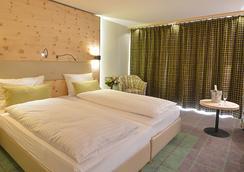 Alpenhotel Fleurs de Zermatt - Zermatt - Bedroom