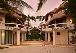 Playa Palms Beach Hotel - Playa del Carmen - Outdoor view