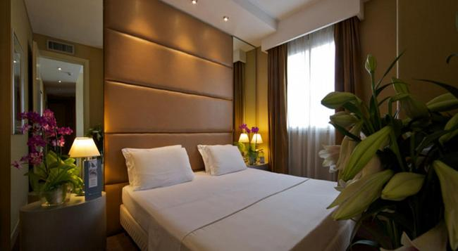 Eurostars Saint John - Rome - Bedroom