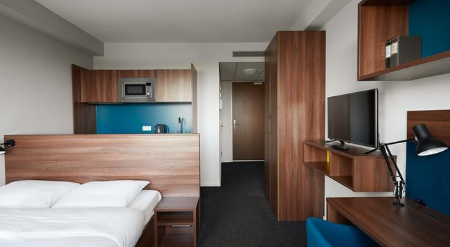 The Student Hotel The Hague - The Hague - Bedroom