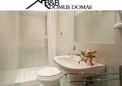 B&B Domus Domas - Rome - Bathroom