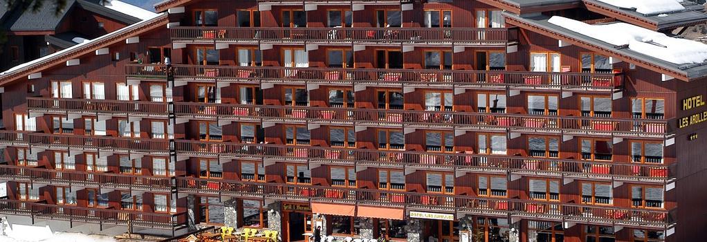 Hotel Les Arolles - Les Allues - Building