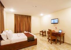 Samnang Laor Phnom Penh Hotel - Phnom Penh - Bedroom