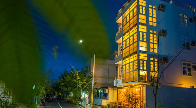 City Grand Guest House - Hulhumale - Building