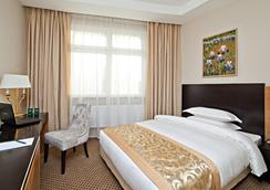 Alliance Greenwood Hotel - Moscow - Bedroom