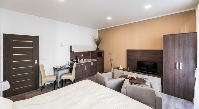 Hotel Residence Spalena - Prague - Bedroom