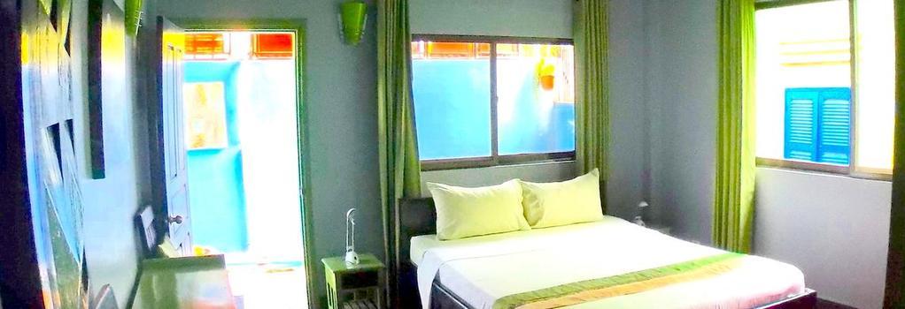 The 84 Hotel - Siem Reap - Bedroom