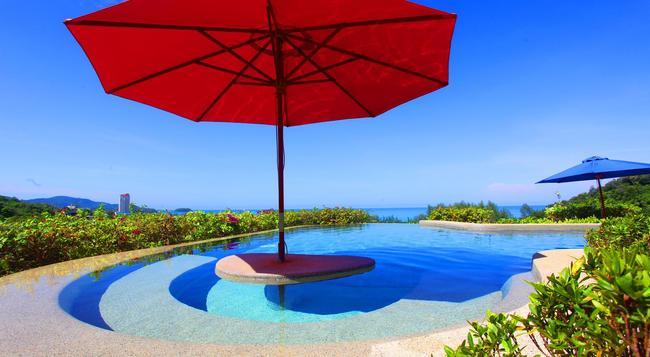 Pacific Club Resort - Phuket City - Pool