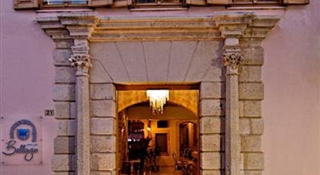 Bellagio Boutique Hotel - Rethymno - Building