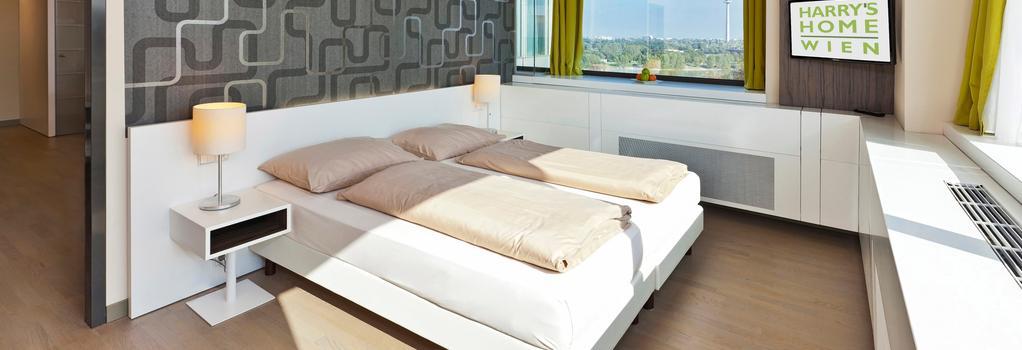Harry's Home Hotel Wien - Vienna - Bedroom