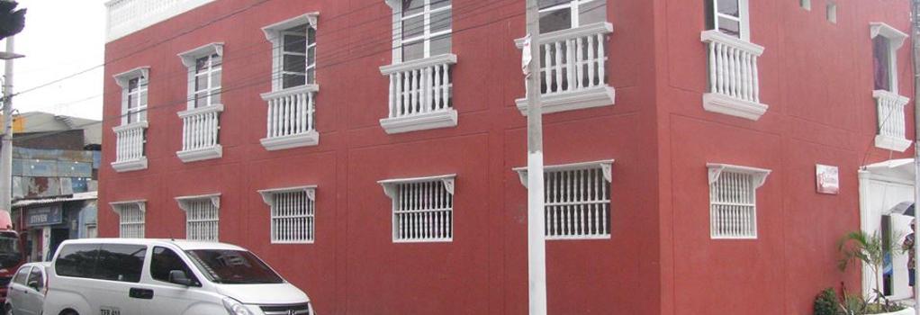 Hotel Casa Salome - Cartagena - Building