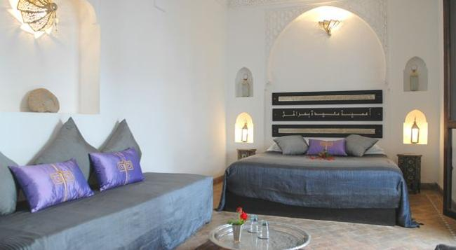 Riad Amin - Marrakesh - Bedroom