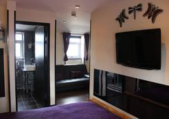 Avo Hotel - London - Bedroom