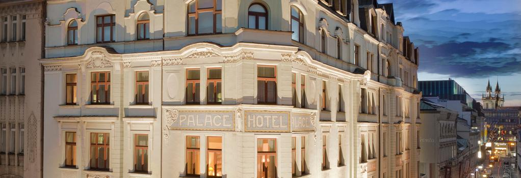 Art Nouveau Palace Hotel - Prague - Building