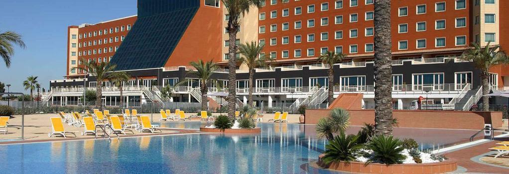 Rome Marriott Park Hotel - Rome - Building