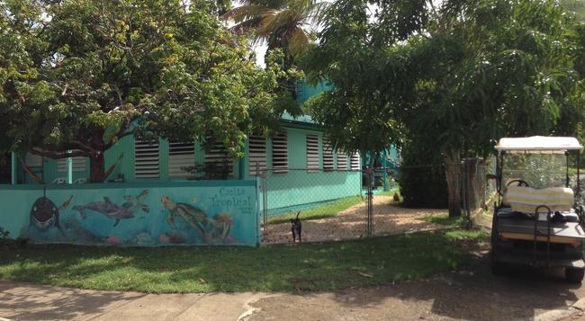 Casita Tropical - Culebra - Building