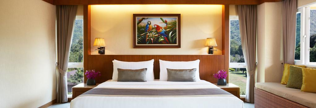 Romantic Resort and Spa - Mu Si - Bedroom