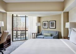 Marriott Marquis San Diego Marina - San Diego - Bedroom