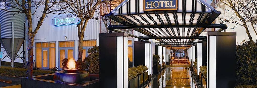 Granville Island Hotel - Vancouver - Building