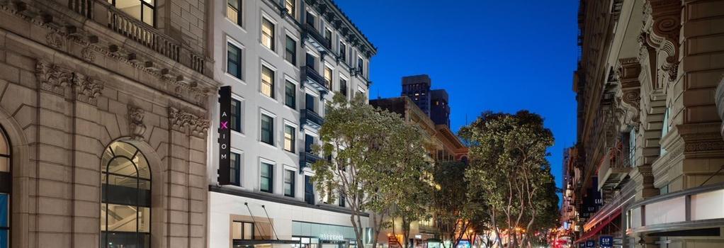 Axiom Hotel San Francisco - San Francisco - Building