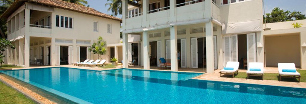 Sri Villas - Bentota - Building