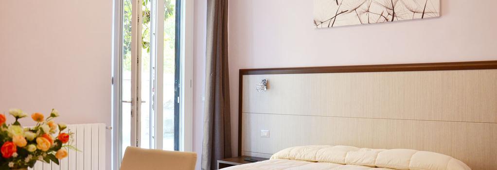 Florence Stadium B&B - Florence - Bedroom