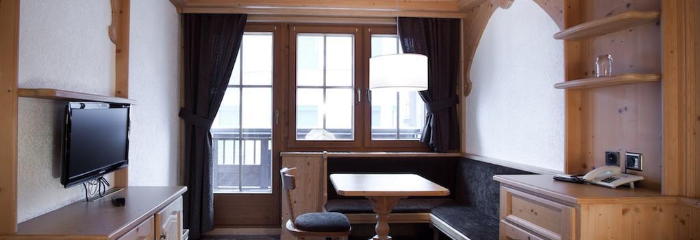 Spannort Hotel & Restaurant - Engelberg - Bedroom