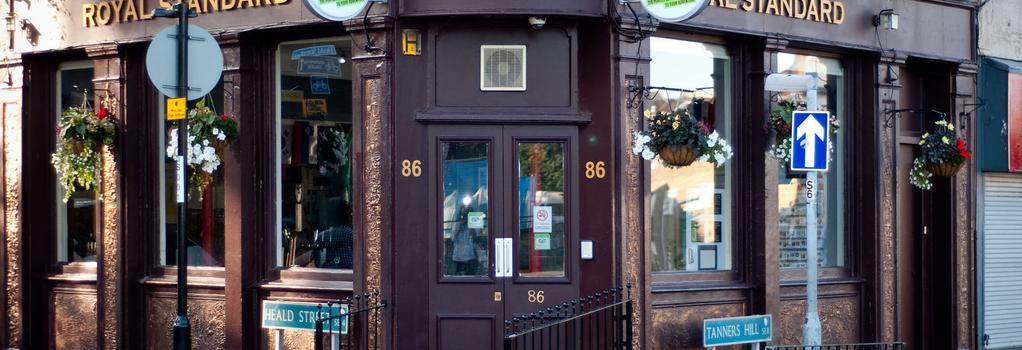 Venture Hostel - London - Building