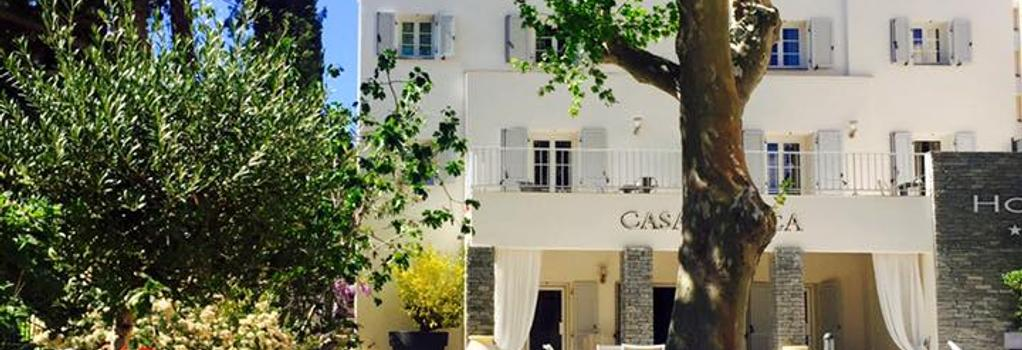 Hôtel Casa Bianca - Calvi - Building