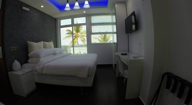 Airport Beach Hotel - Hulhumale - Bedroom